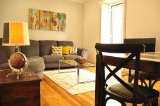 Ferienwohnung in Lissabon - Marquês Classy Apartment